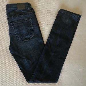 ~True Religion Victoria Denim Jeans Size 26~